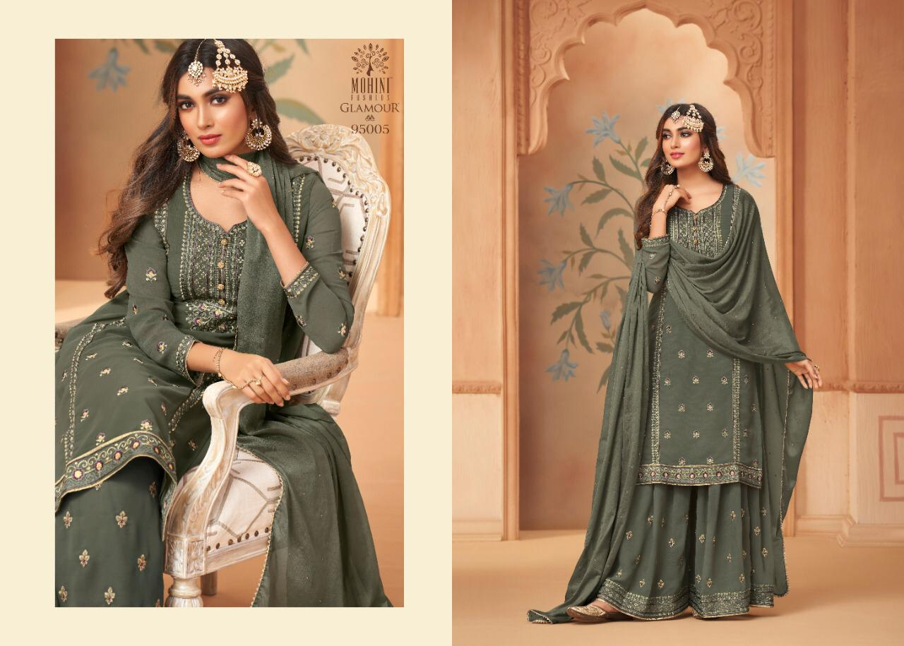 Mohini Glamour 95 Exclusive Desinger collection 3