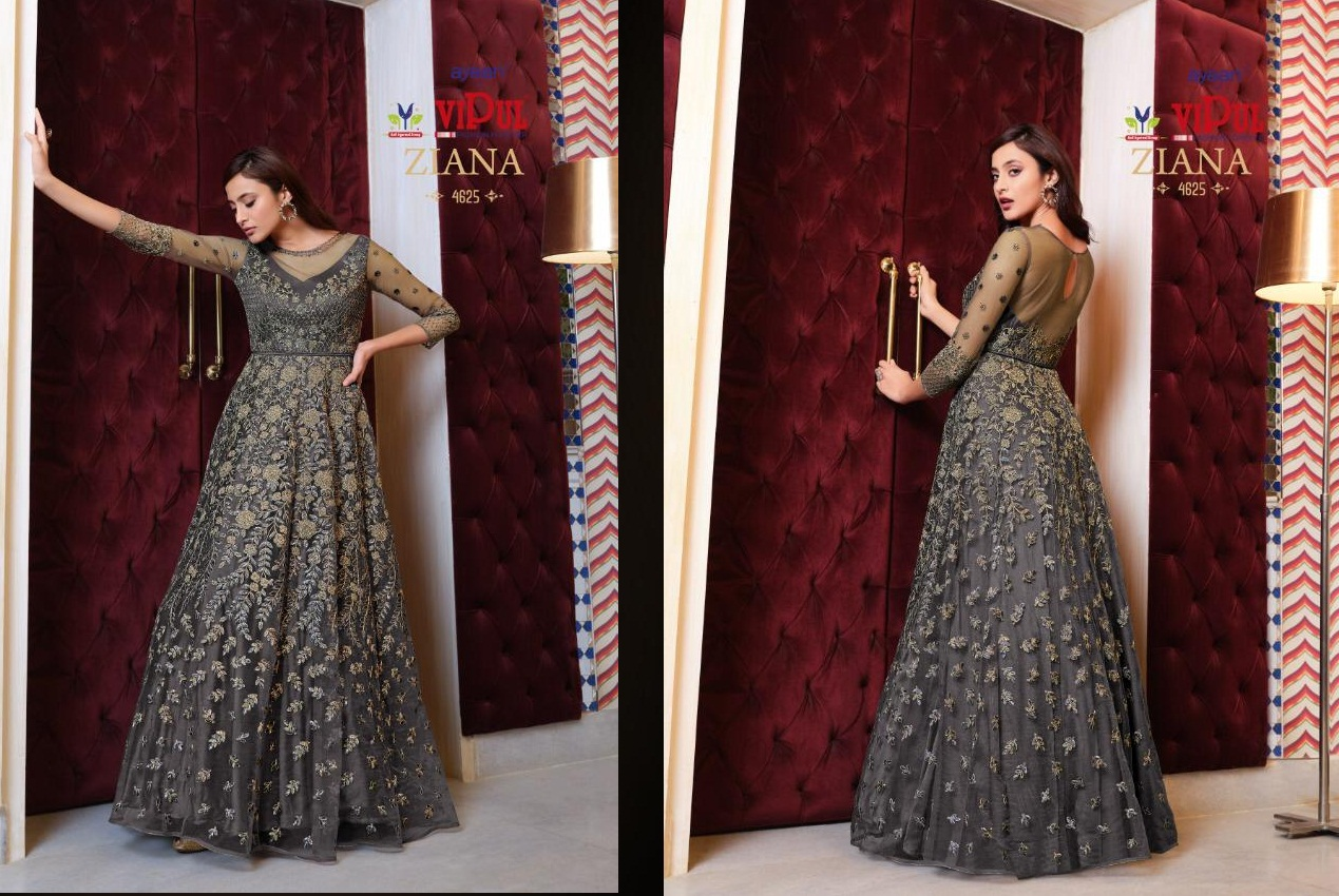 Vipul Ziana 4621 Series Heavy Wedding collection 6