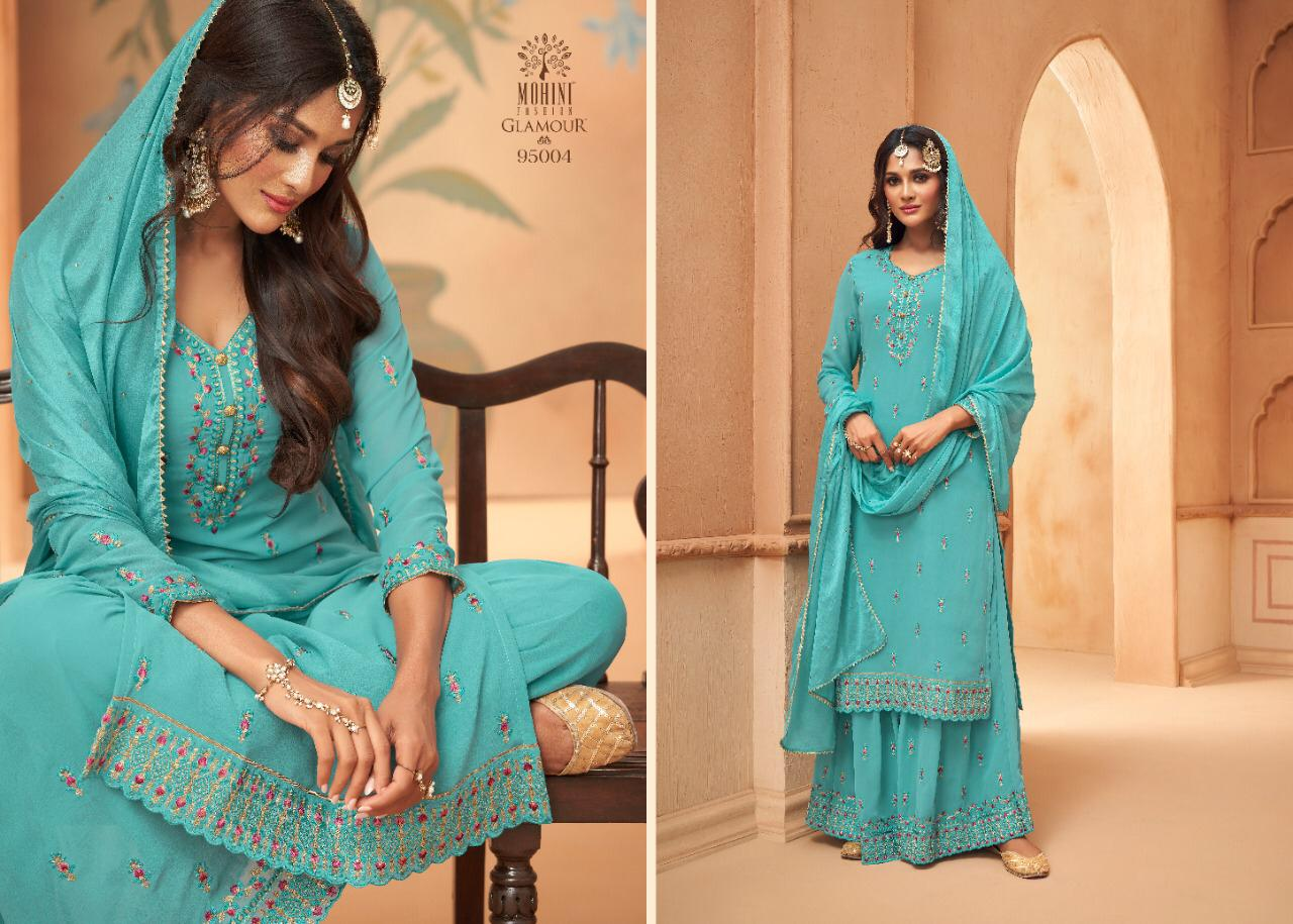 Mohini Glamour 95 Exclusive Desinger collection 1