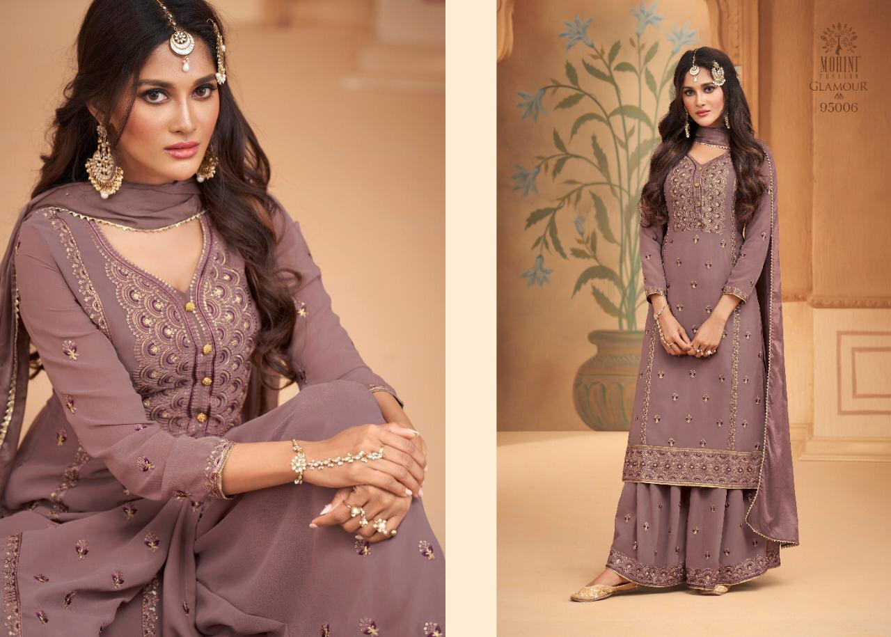 Mohini Glamour 95 Exclusive Desinger collection 6