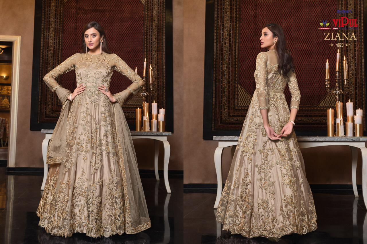 Vipul Ziana 4621 Series Heavy Wedding collection 8