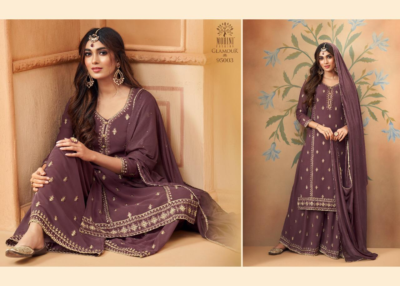 Mohini Glamour 95 Exclusive Desinger collection 4