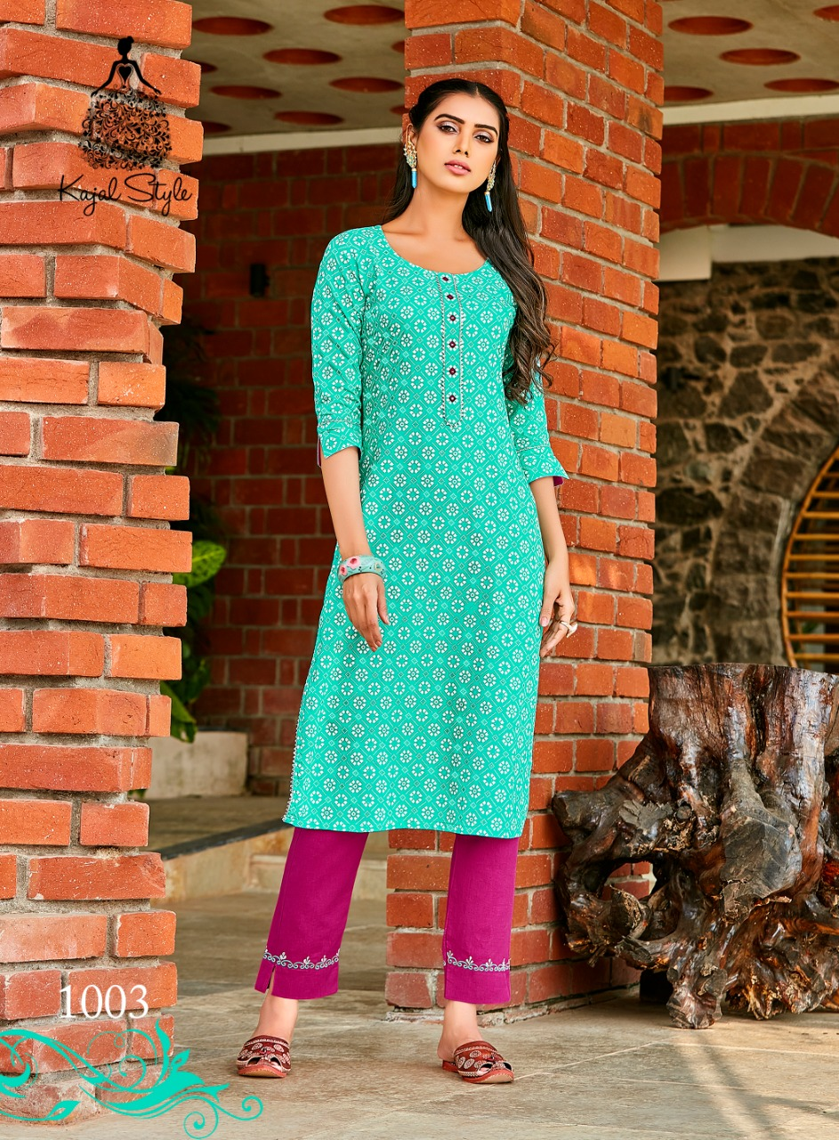 Fashion Dream 1 Kajal Style Casual Wear collection 5
