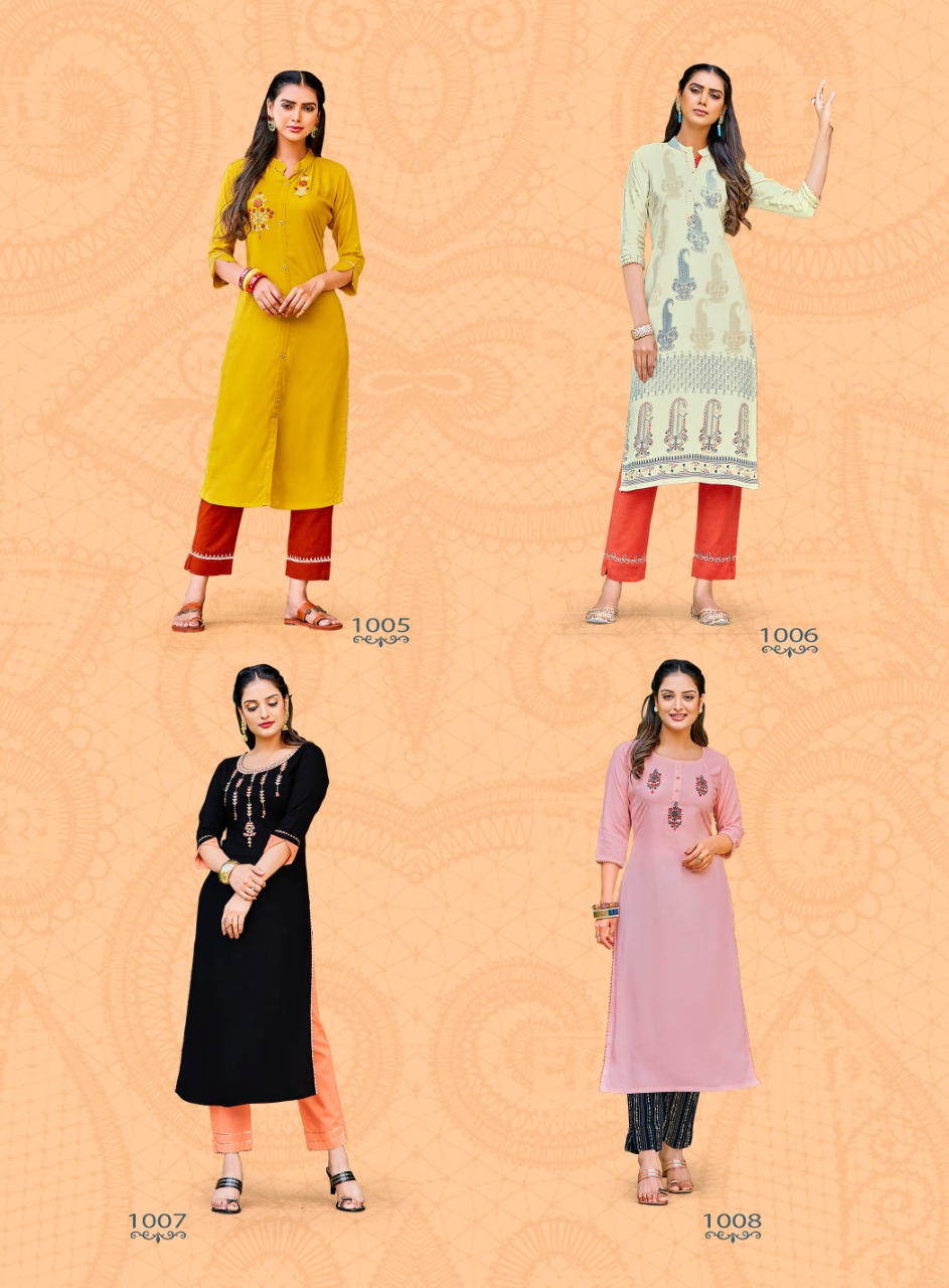 Fashion Dream 1 Kajal Style Casual Wear collection 9