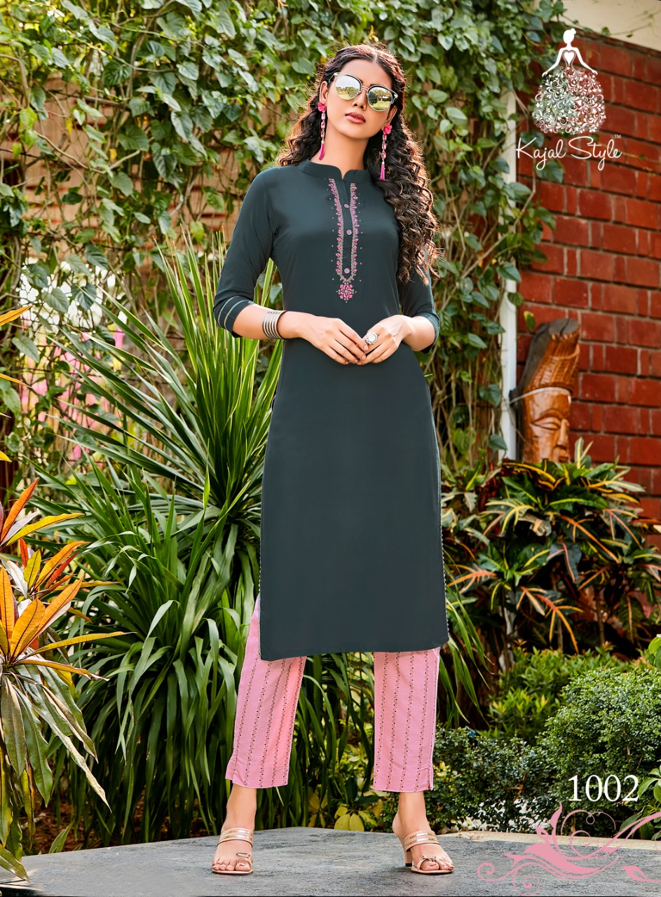 Fashion Dream 1 Kajal Style Casual Wear collection 7
