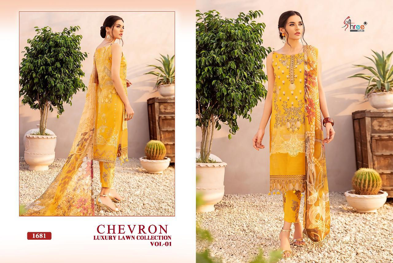 Shree Chevron Luxury Lawn Collection 1 collection 4