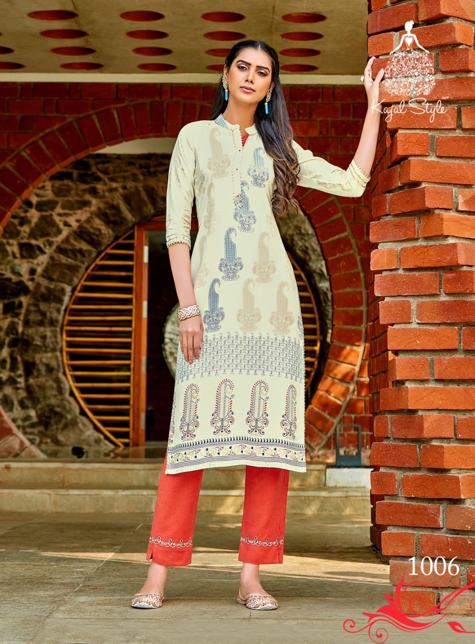 Fashion Dream 1 Kajal Style Casual Wear collection 8