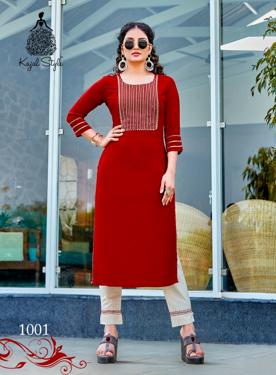 Fashion Dream 1 Kajal Style Casual Wear collection 3