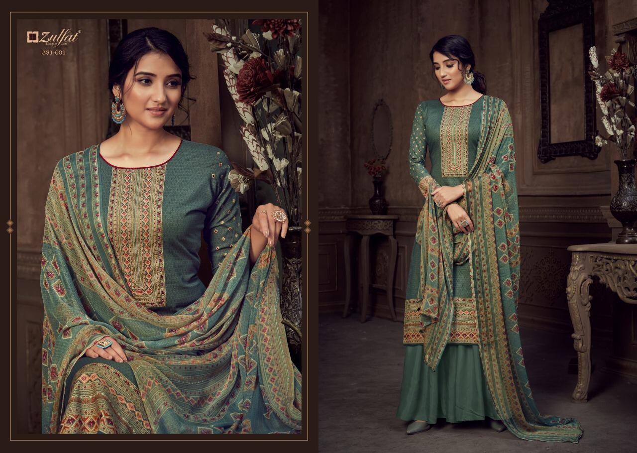 Zulfat Summer Style Exclusive collection 11