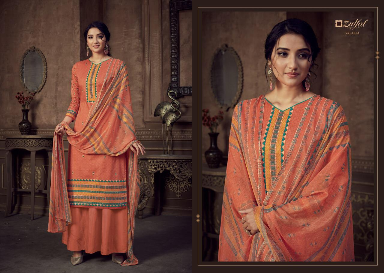 Zulfat Summer Style Exclusive collection 9