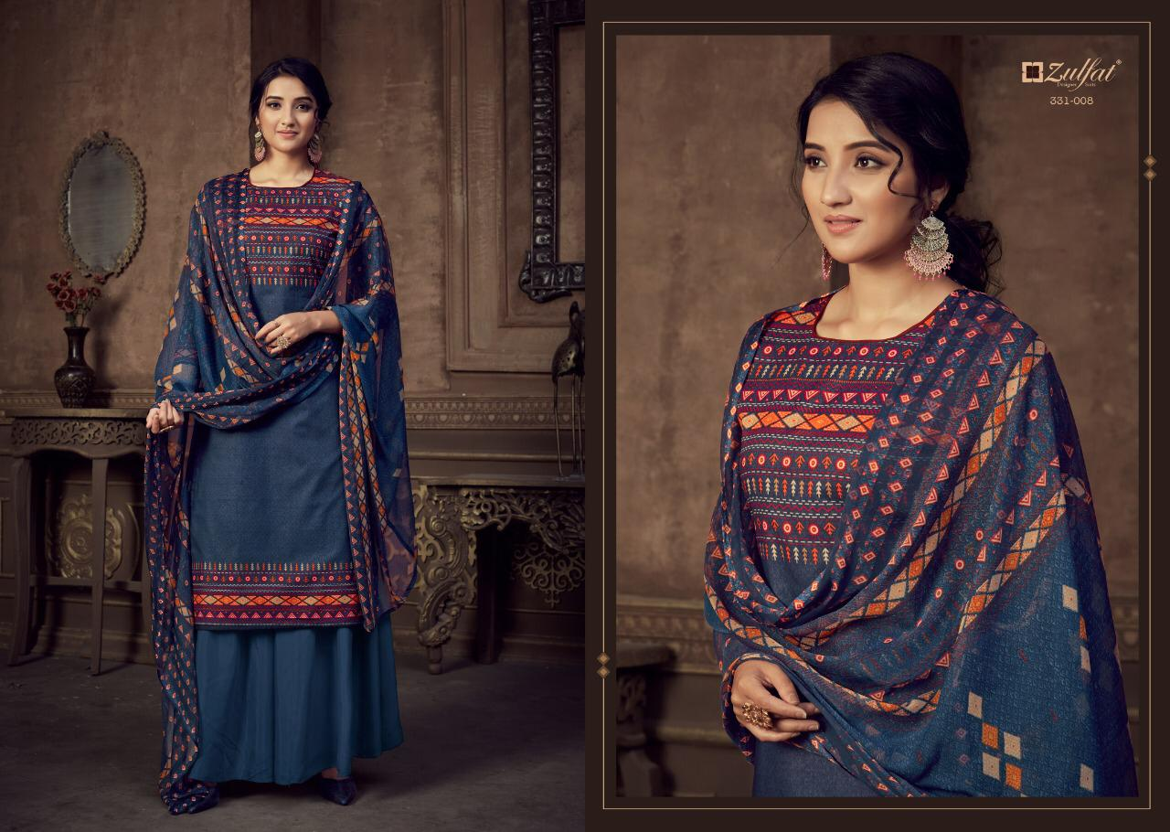 Zulfat Summer Style Exclusive collection 12