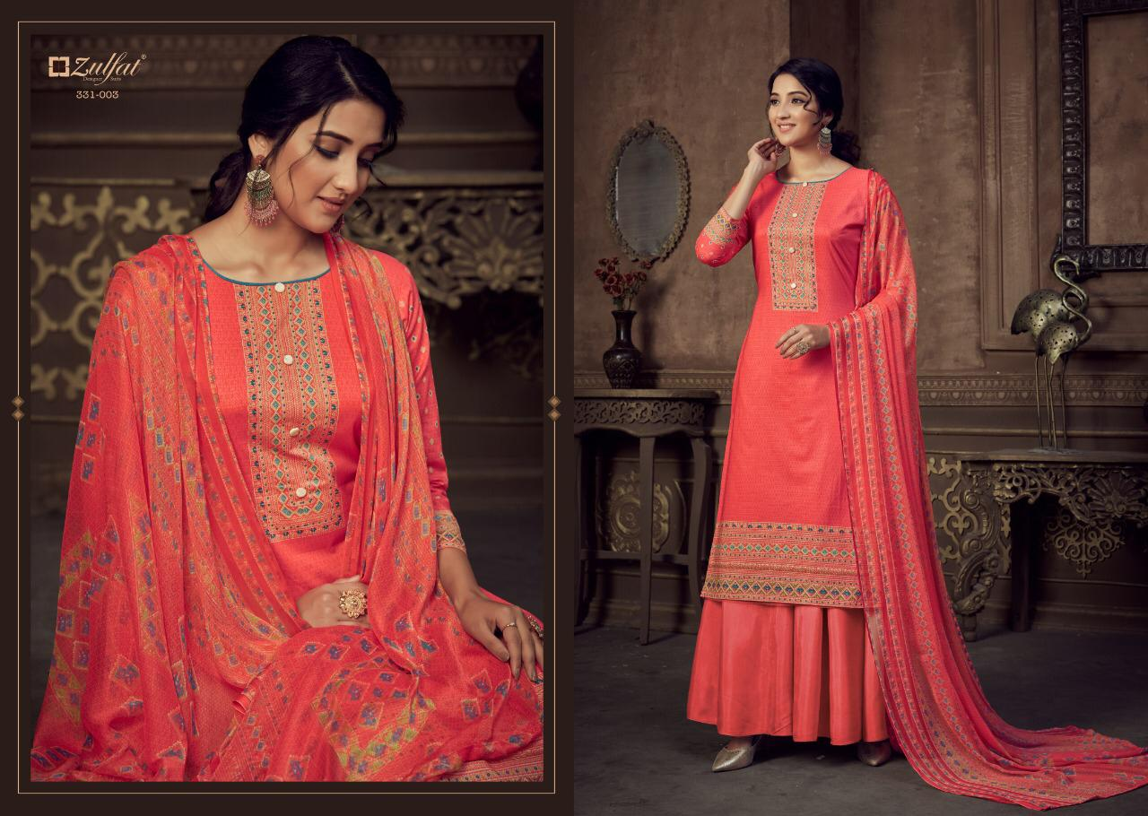 Zulfat Summer Style Exclusive collection 5