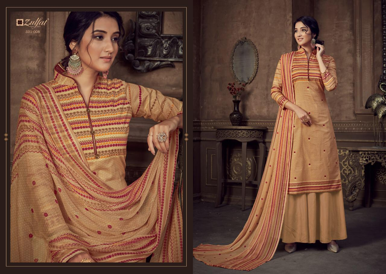 Zulfat Summer Style Exclusive collection 7