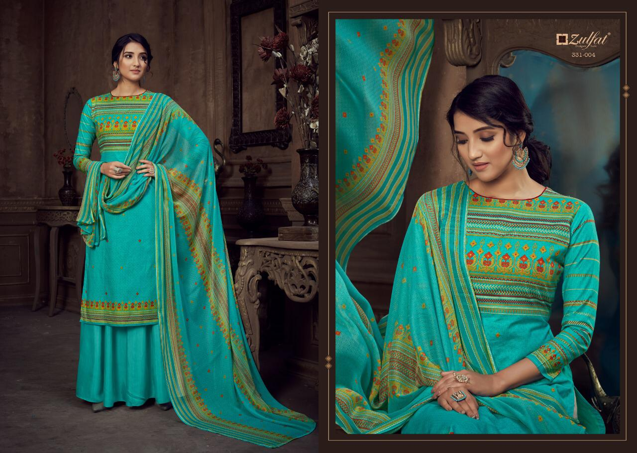 Zulfat Summer Style Exclusive collection 6