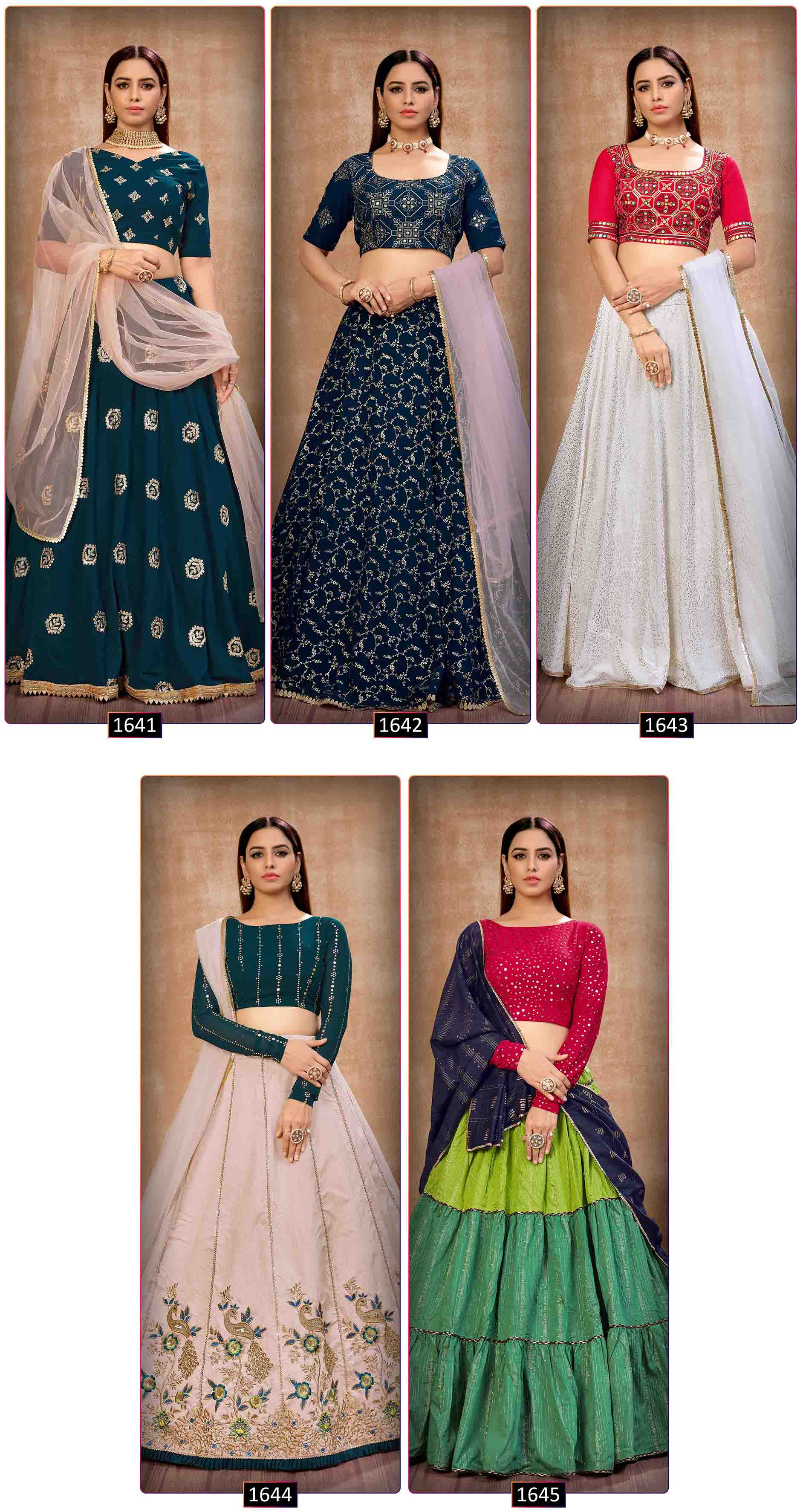 Kf Girly 12 Wedding Wear collection 5