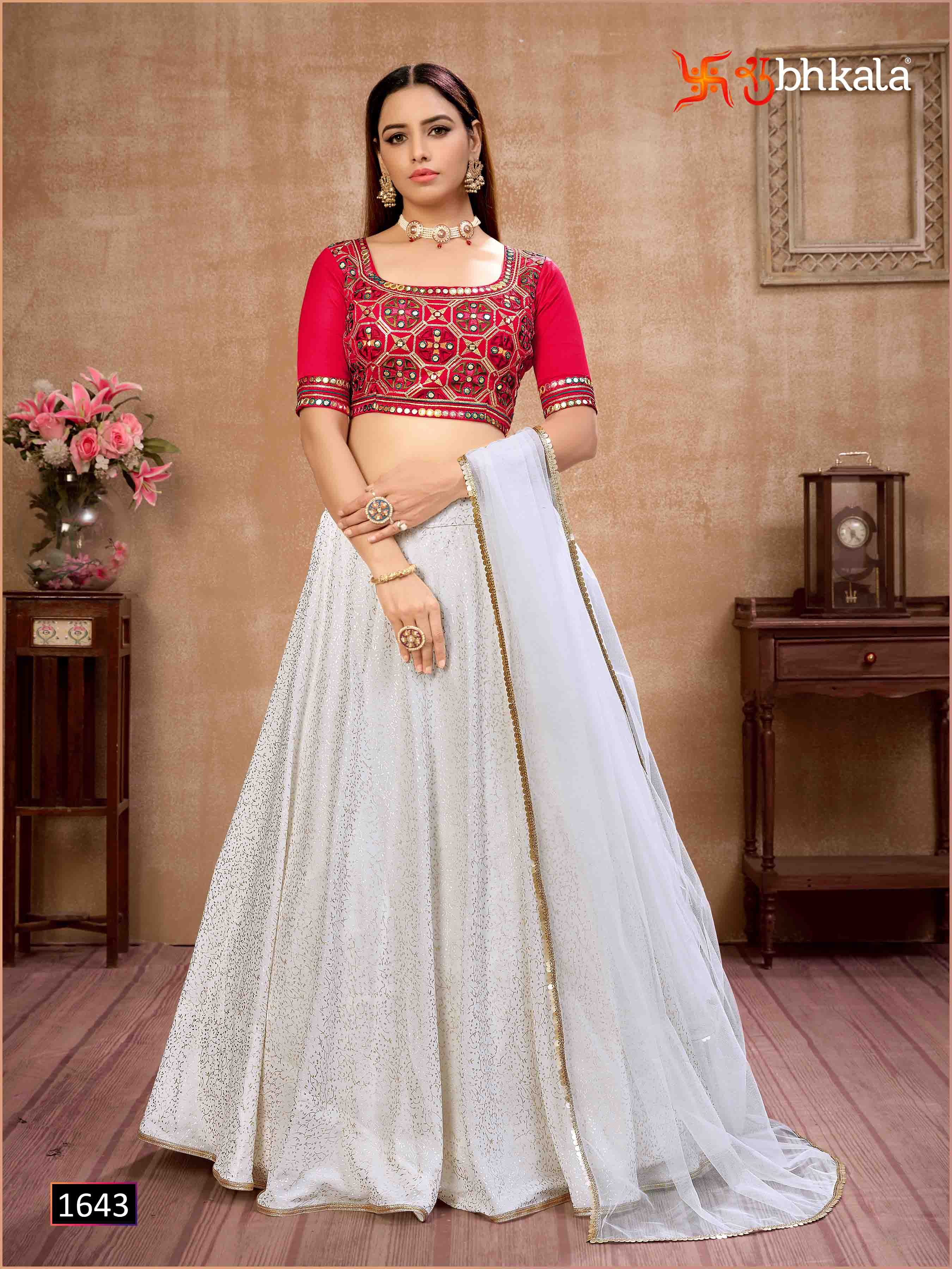 Kf Girly 12 Wedding Wear collection 4