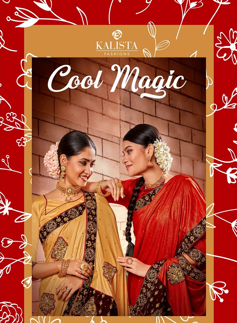 Kalista Cool Magic Party Wear collection 2
