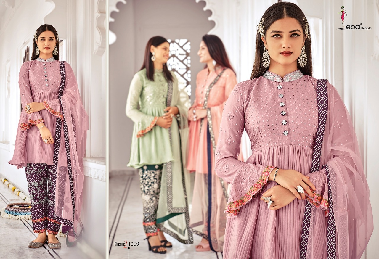 Eba Classic 2 Designer Fancy Attractive collection 7