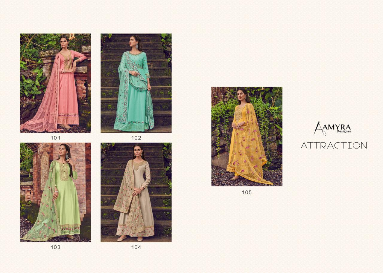 Amyra Designer Attraction Fancy collection 8