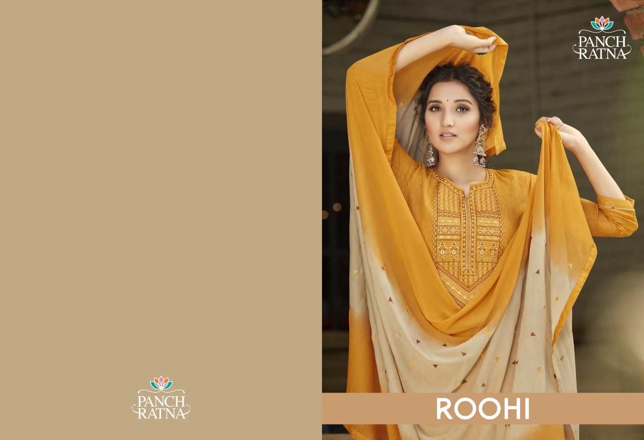 Panch Ratna Roohi Soft Cotton collection 5