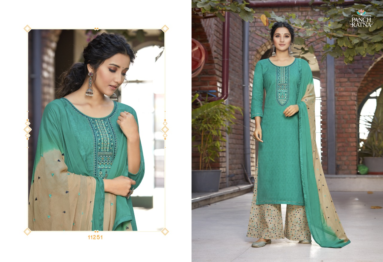 Panch Ratna Roohi Soft Cotton collection 3