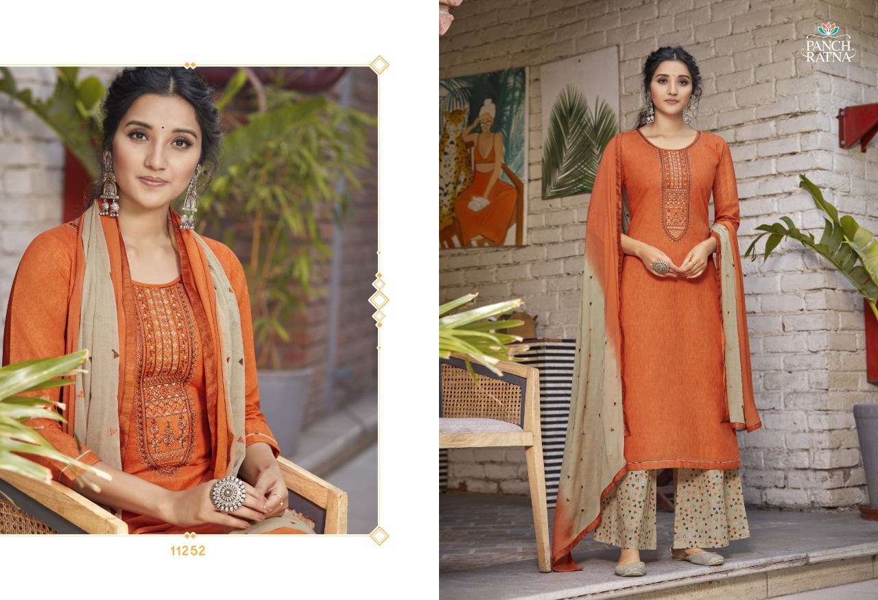 Panch Ratna Roohi Soft Cotton collection 2