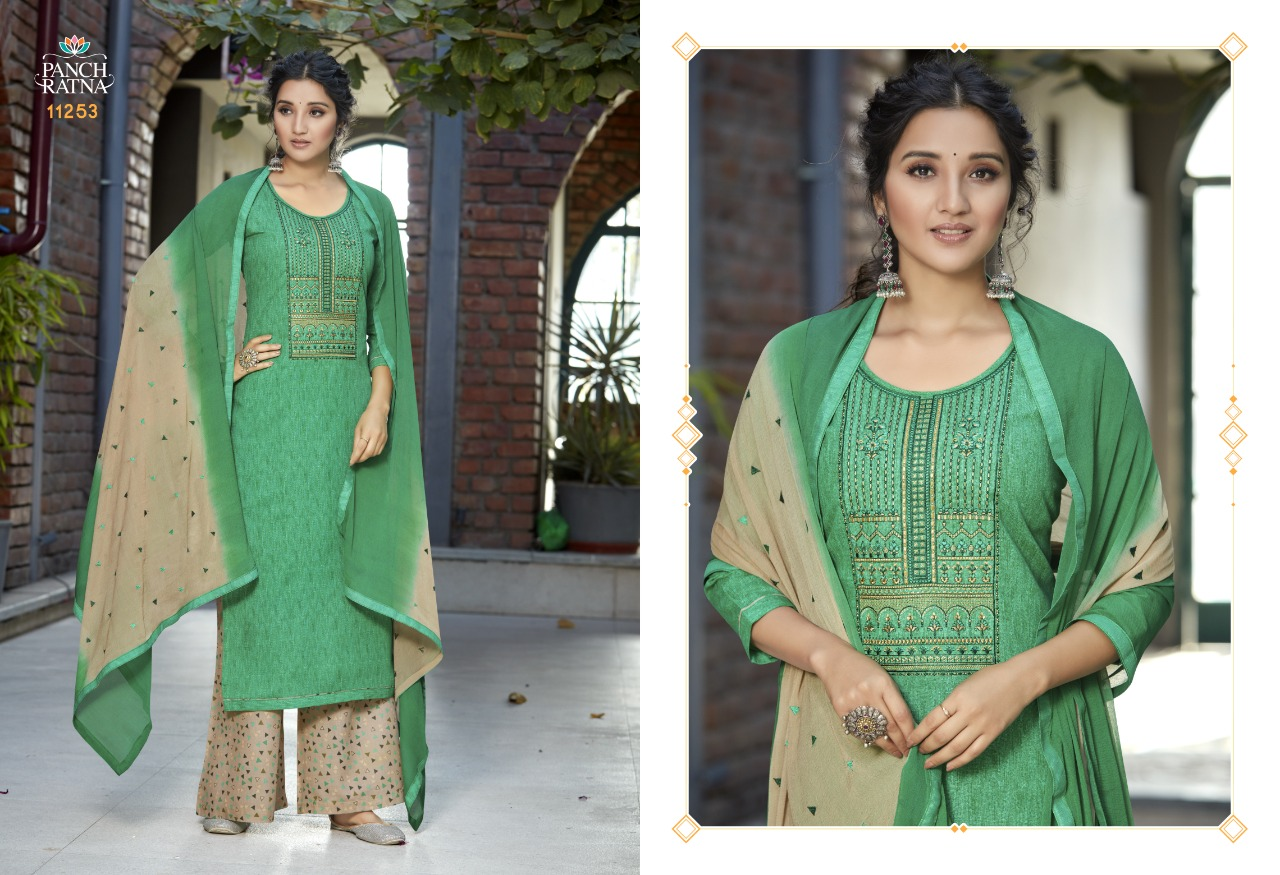 Panch Ratna Roohi Soft Cotton collection 4