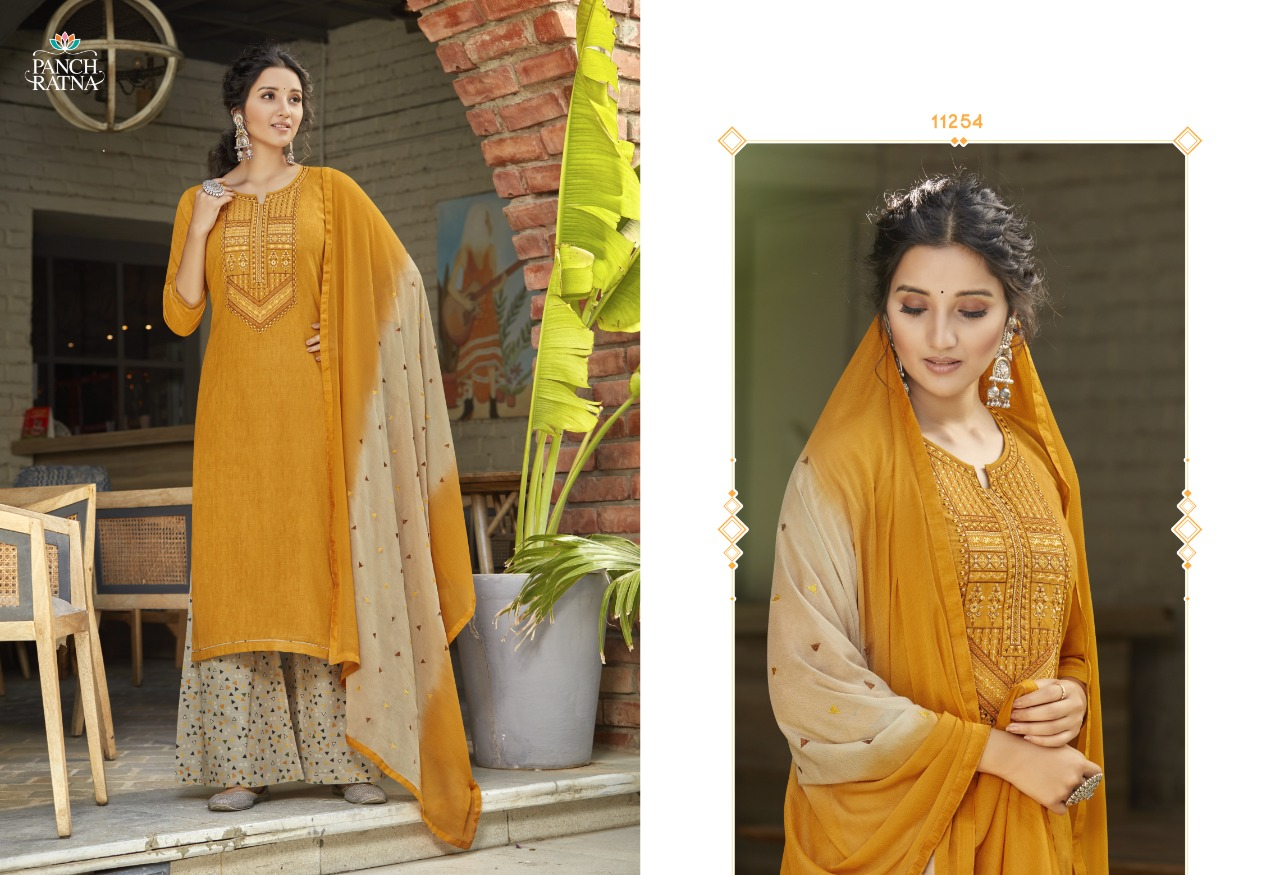 Panch Ratna Roohi Soft Cotton collection 6