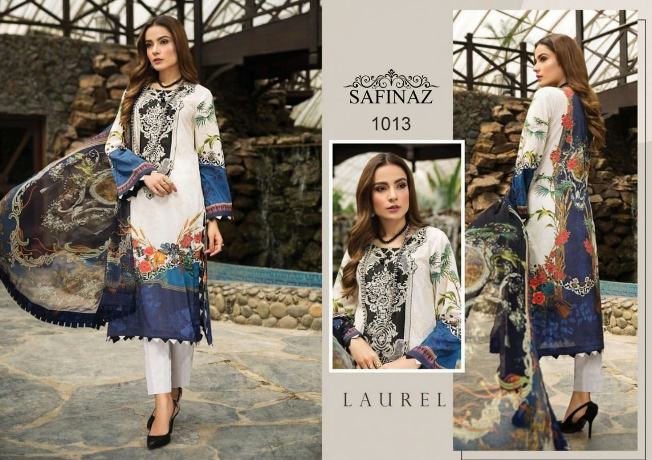 Safinaz Afrozeh Heavy Embroidery collection 5