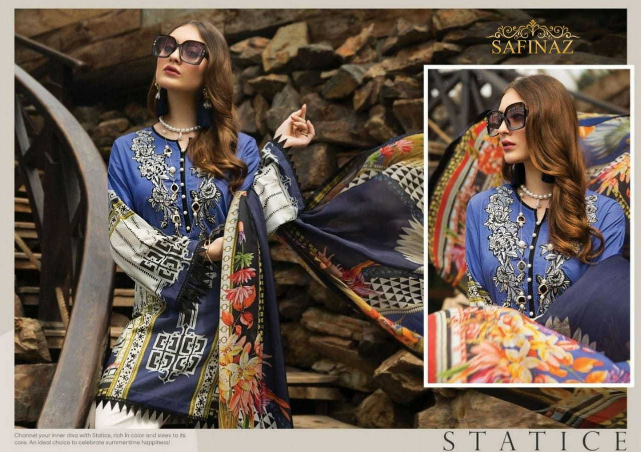 Safinaz Afrozeh Heavy Embroidery collection 3
