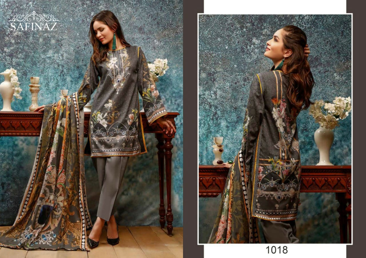 Safinaz Afrozeh Heavy Embroidery collection 4