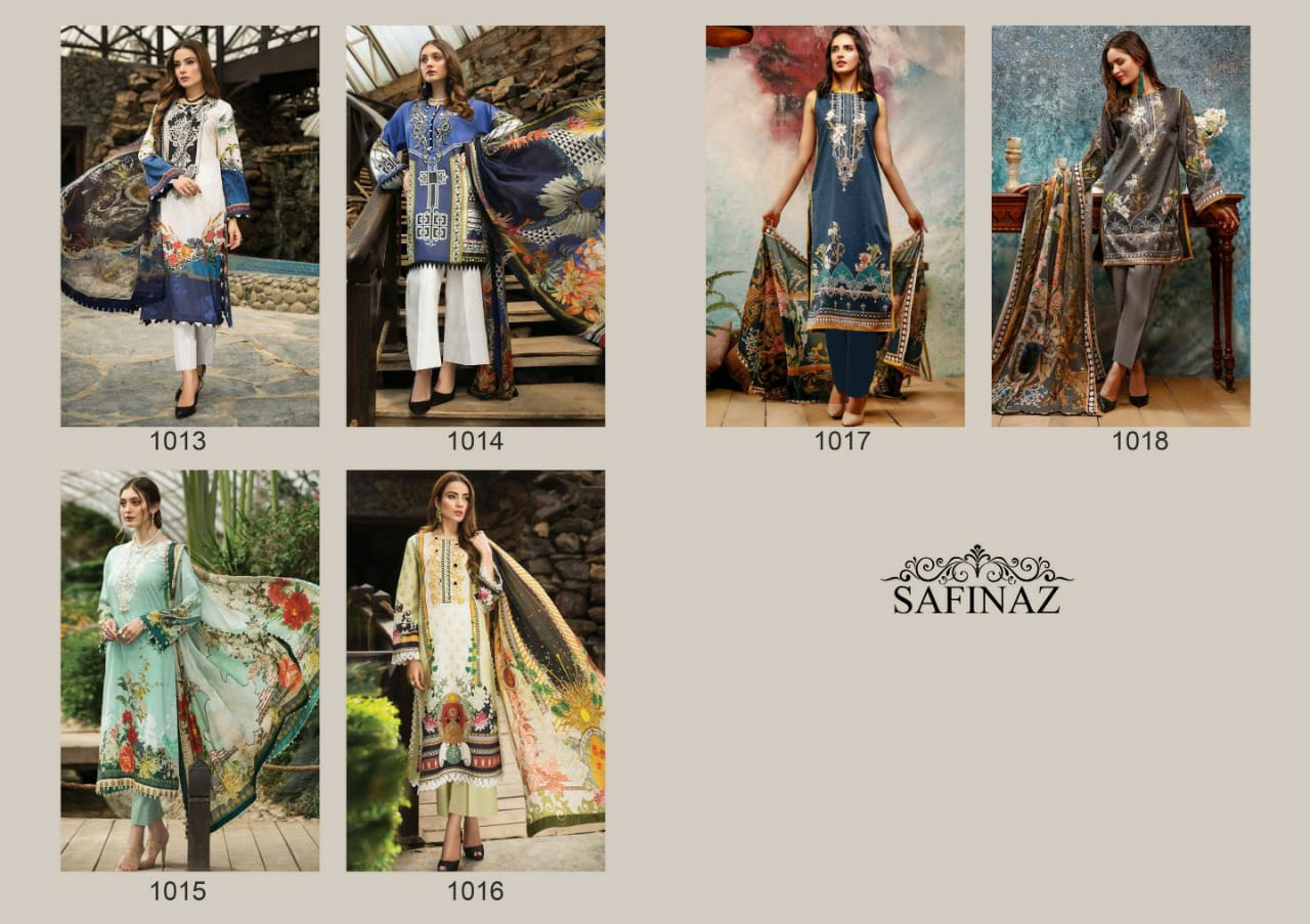 Safinaz Afrozeh Heavy Embroidery collection 8