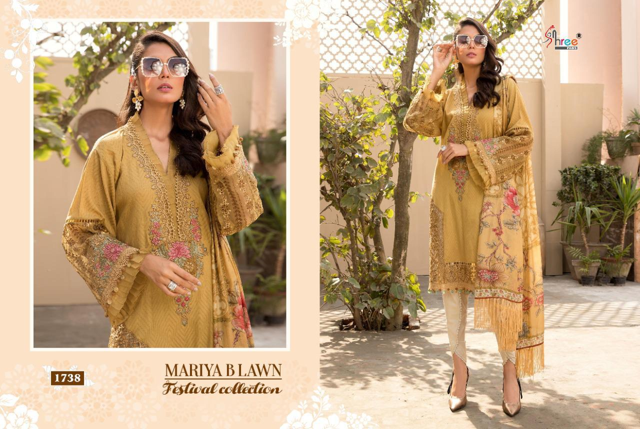 Shree Maria B Lawn Festival Collection collection 6