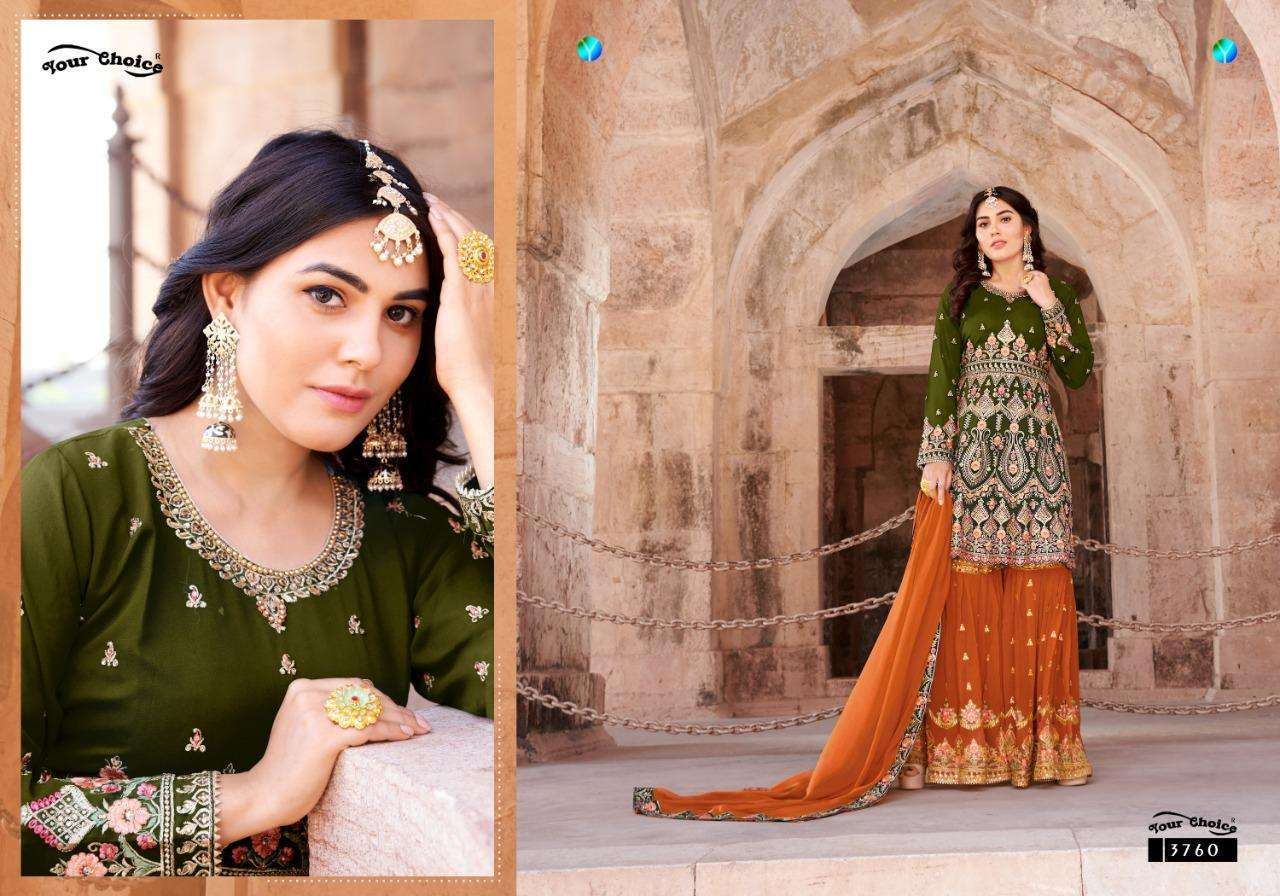 Your Choice Princess Heavy Georgette collection 2