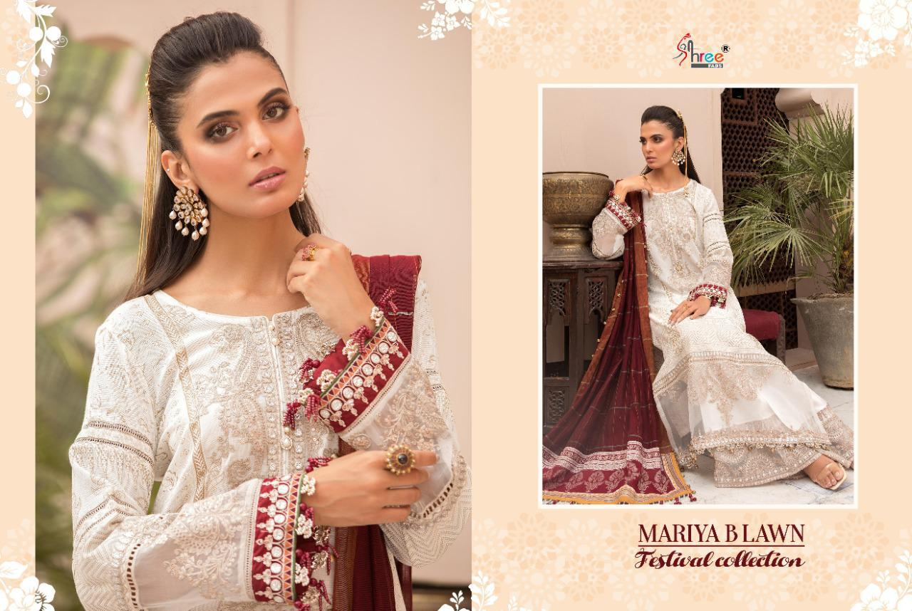 Shree Maria B Lawn Festival Collection collection 2