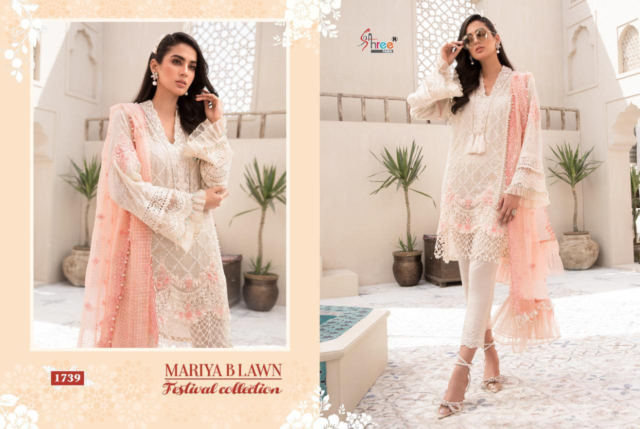 Shree Maria B Lawn Festival Collection collection 11