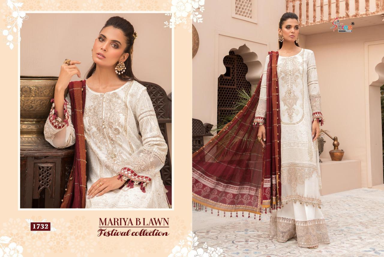 Shree Maria B Lawn Festival Collection collection 8