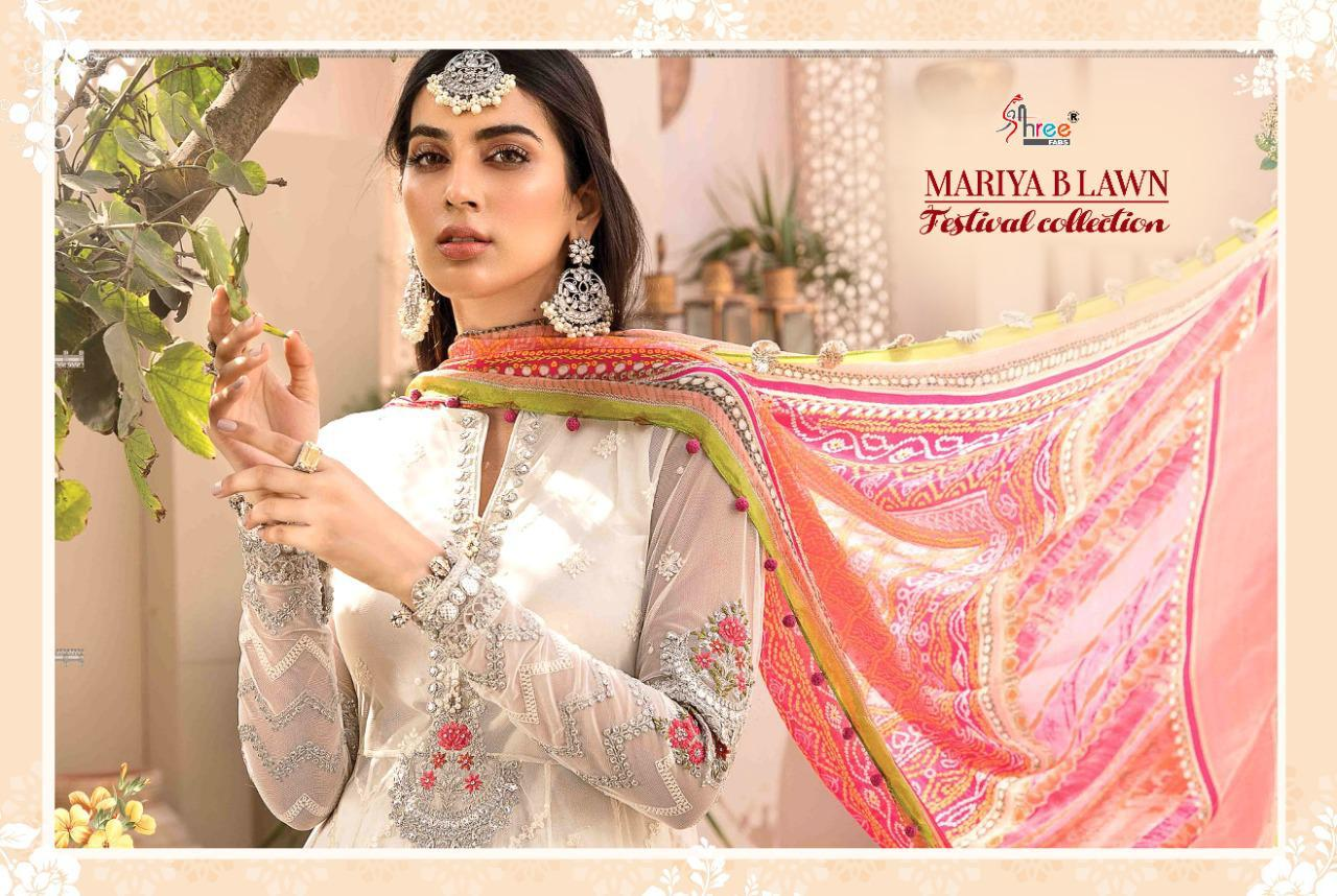 Shree Maria B Lawn Festival Collection collection 10