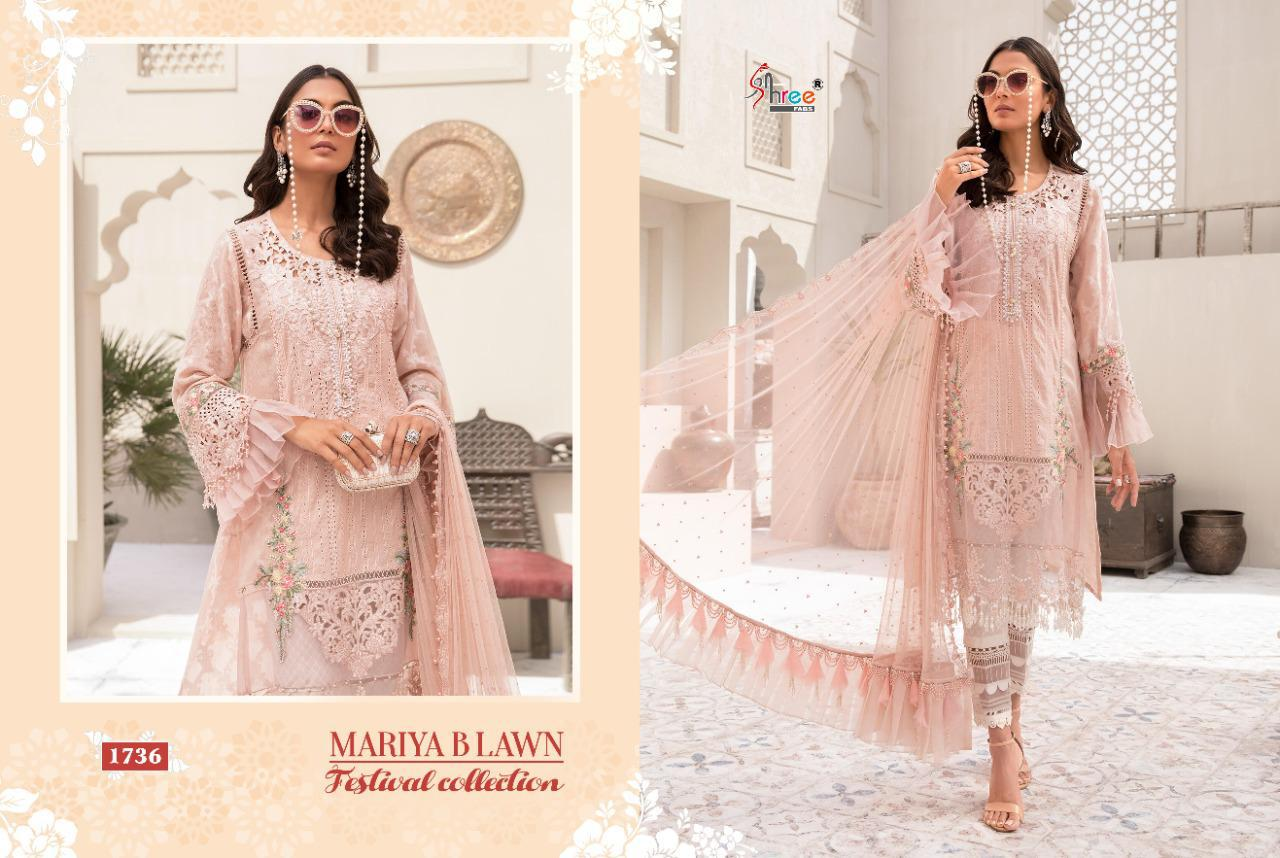 Shree Maria B Lawn Festival Collection collection 13