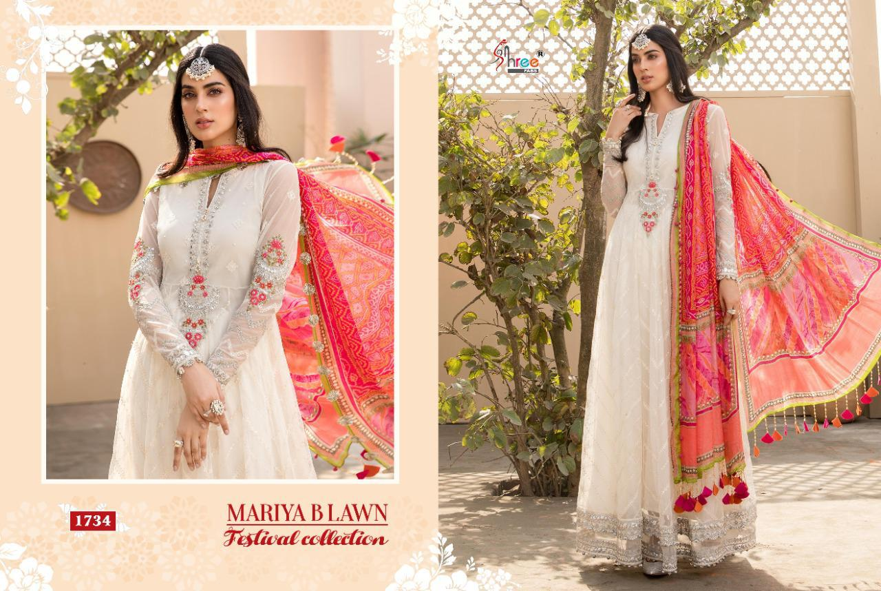 Shree Maria B Lawn Festival Collection collection 5