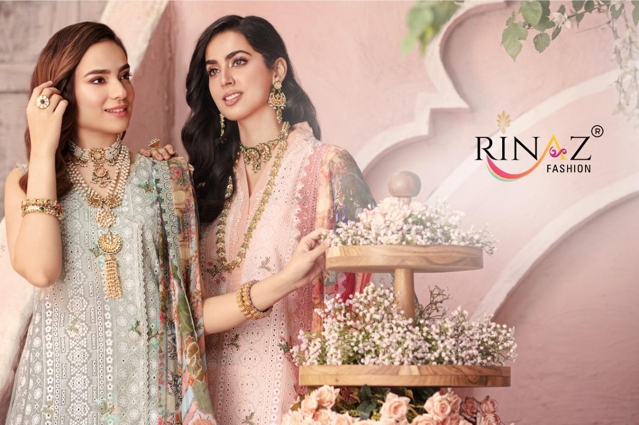 Rinaz Nureh Vol 3 Heavy Embroidery collection 4