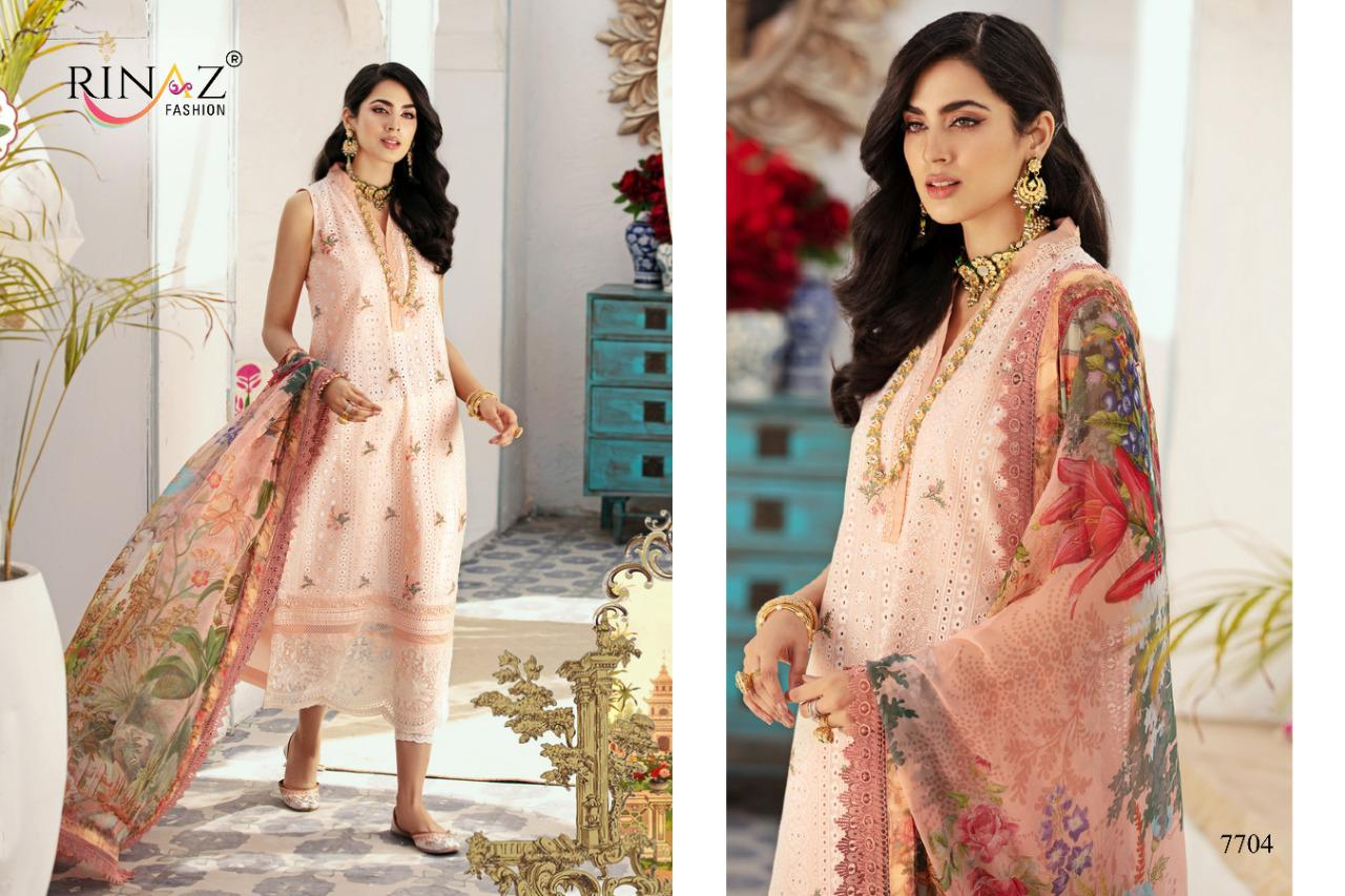 Rinaz Nureh Vol 3 Heavy Embroidery collection 2