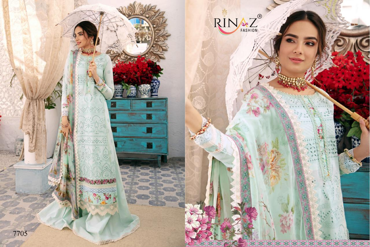 Rinaz Nureh Vol 3 Heavy Embroidery collection 1