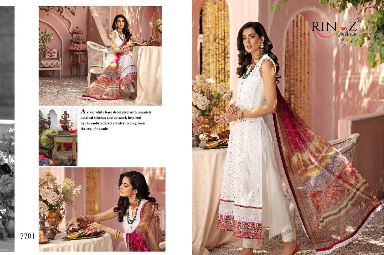 Rinaz Nureh Vol 3 Heavy Embroidery collection 6