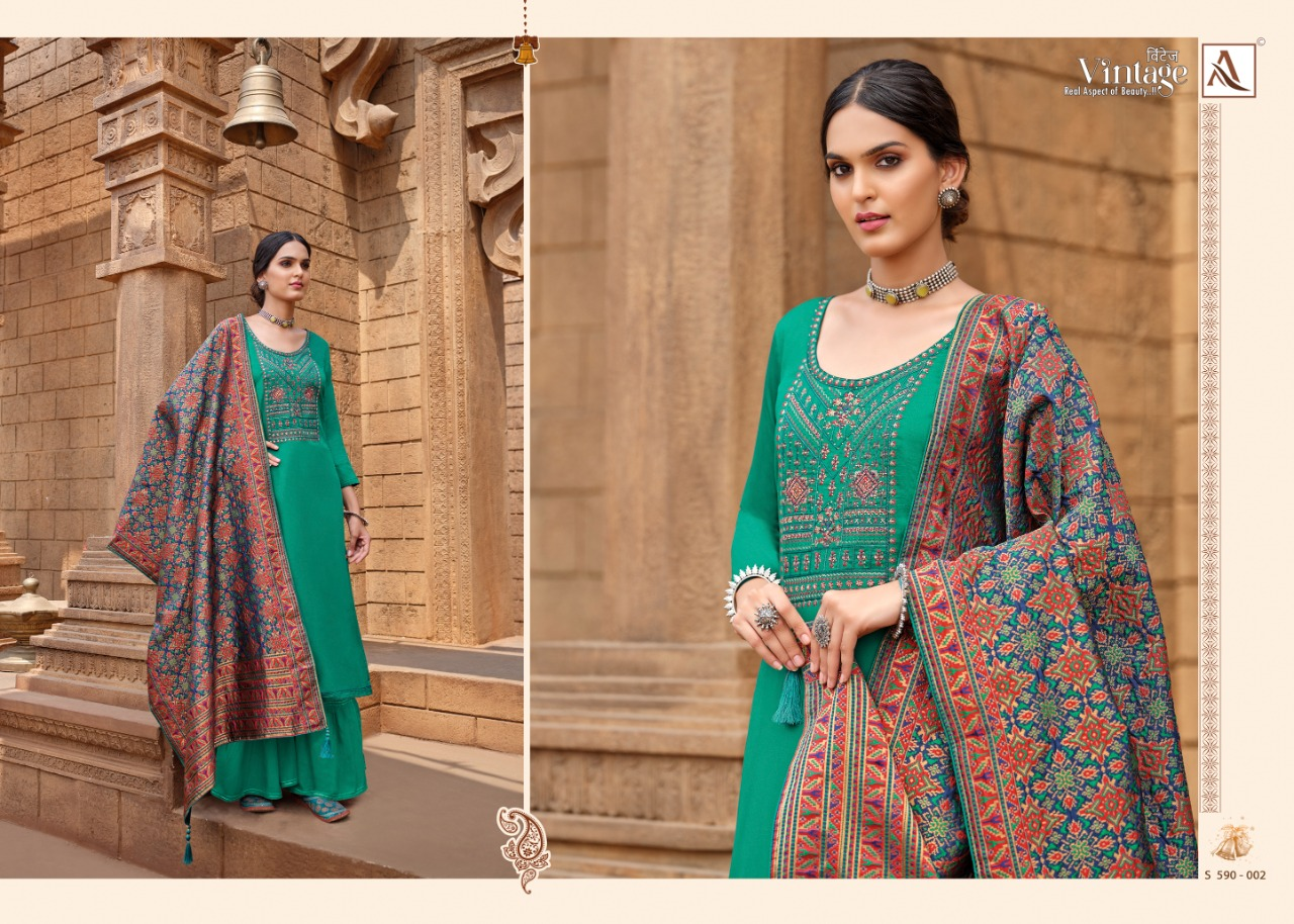 Alok Vintage 2 collection 6