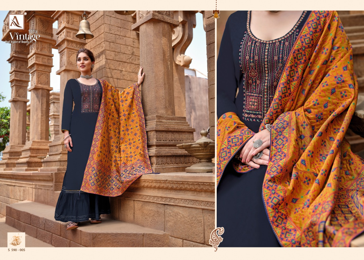Alok Vintage 2 collection 7