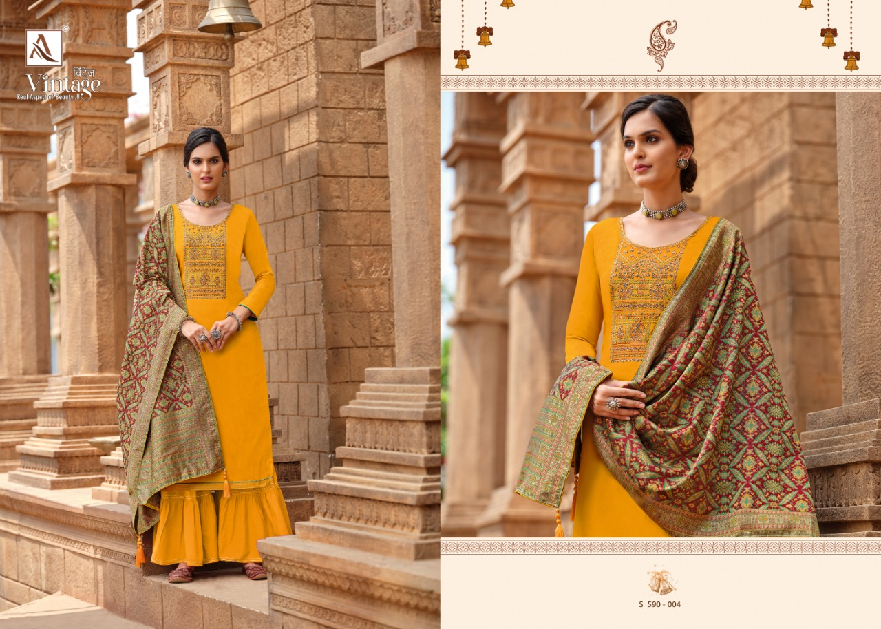 Alok Vintage 2 collection 9