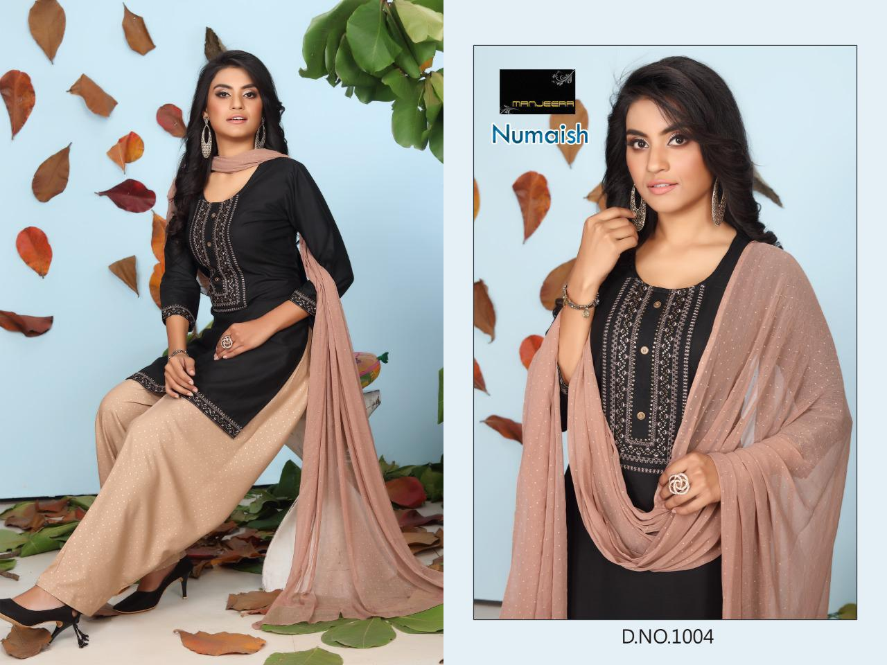 Numaish Rayon Sequence Work collection 5
