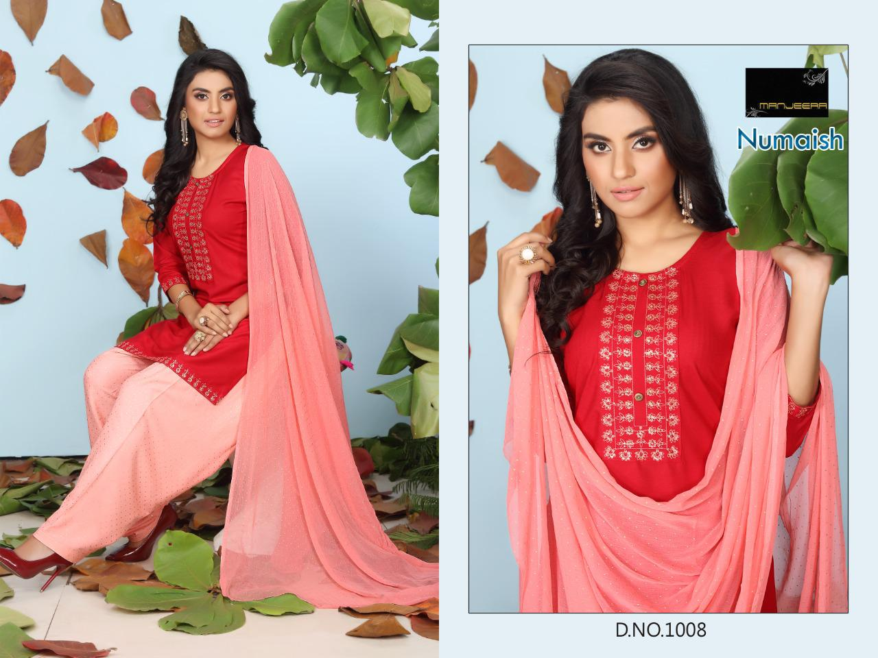 Numaish Rayon Sequence Work collection 3