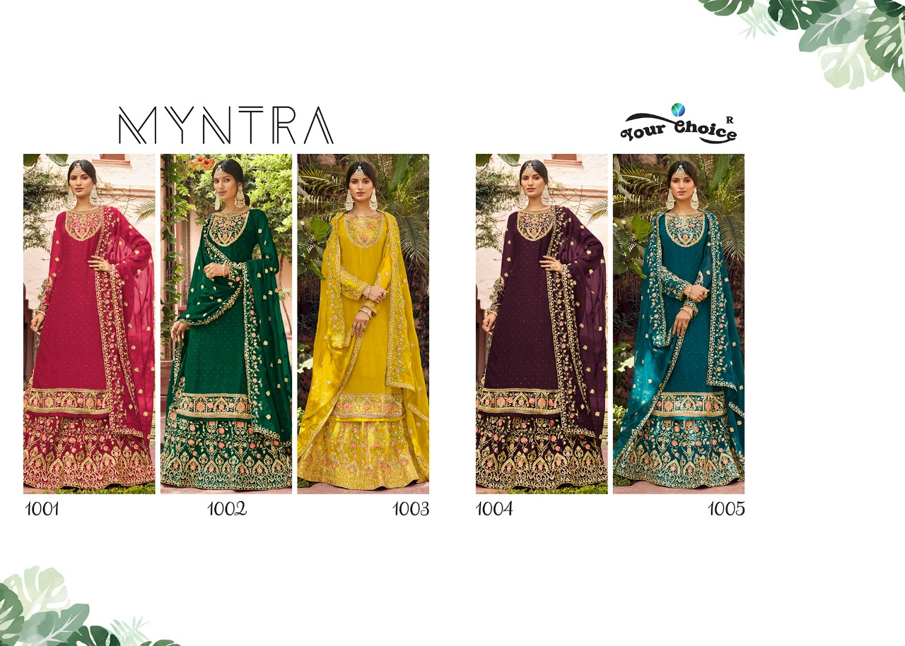 Your Choice Myntra Heavy collection 4
